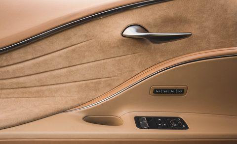 Vehicle door, Vehicle, Car, Automotive exterior, Brown, Door handle, Automotive design, Beige, Mid-size car, Door,