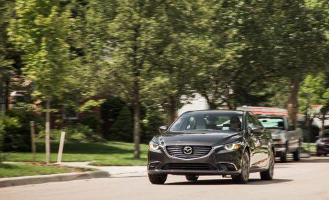 Land vehicle, Vehicle, Car, Motor vehicle, Automotive design, Mode of transport, Mid-size car, Mazda, Compact car, Sport utility vehicle,