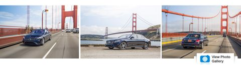 2018 Mercedes-Benz Updates Include New E400 Sedan | News ...