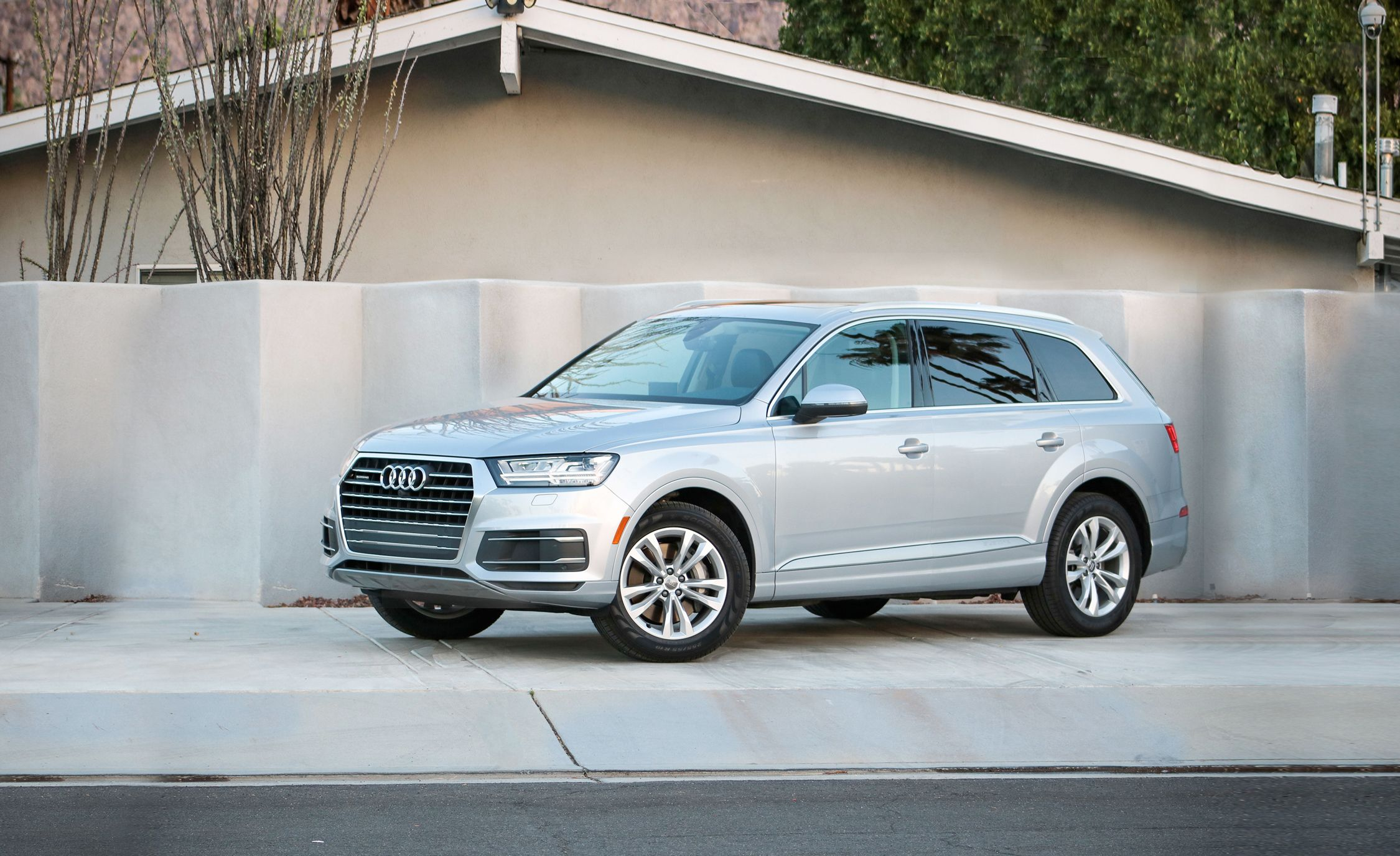 2019 Audi Q7 Review Pricing And Specs