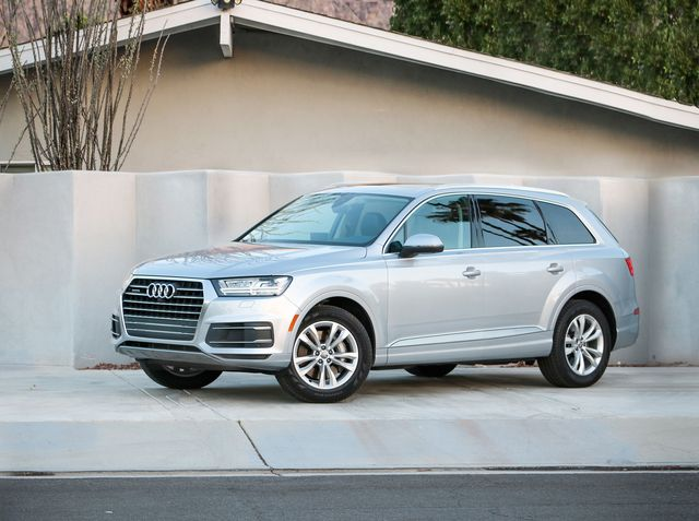 Audi Suv Q7 >> 2019 Audi Q7 Review Pricing And Specs