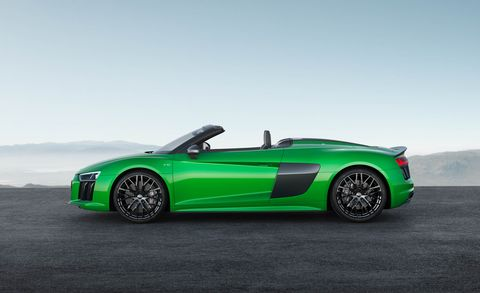Land vehicle, Vehicle, Car, Automotive design, Sports car, Supercar, Audi r8, Audi, Performance car, Wheel,