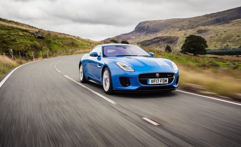 Minor Updates And Prices For The 2019 Jaguar F Type News Car And
