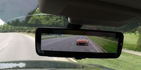 Windshield, Rear-view mirror, Automotive mirror, Auto part, Glass, Vehicle, Automotive exterior, Automotive window part, Car, Technology,