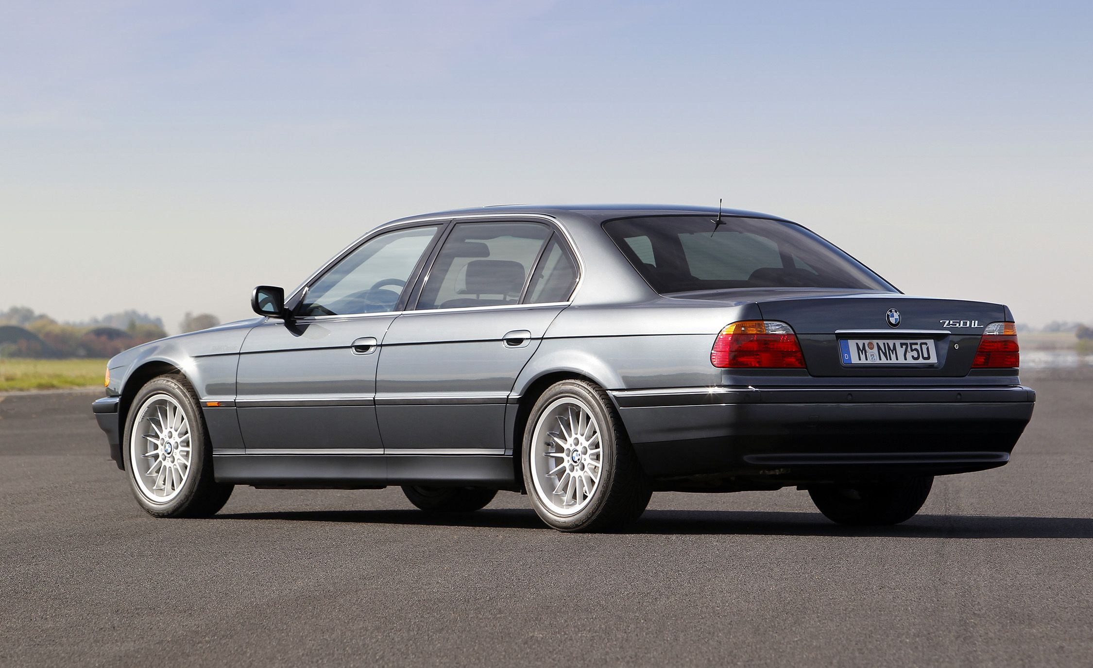 40 Years Of The Bmw 7 Series