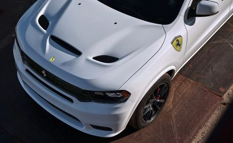2020 Ferrari SUV Rumors, Pictures, Specs >> Ferrari S Probably Going To Build An Suv News Car And Driver