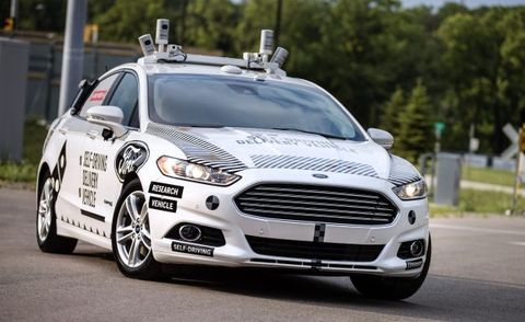 Extra Cheese and Hold the Driver: Autonomous Pizza Delivery