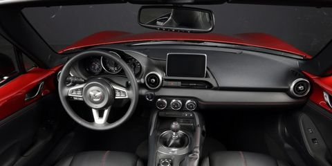 This Is What the ND Mazda MX-5 Miata Could Have Looked Like