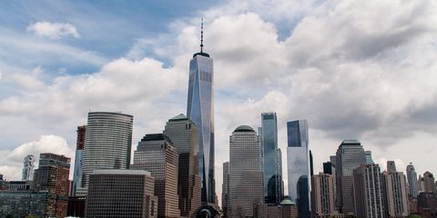 City, Skyline, Skyscraper, Metropolitan area, Cityscape, Urban area, Daytime, Metropolis, Sky, Human settlement,