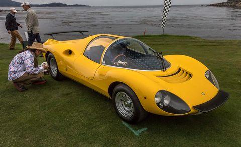 Tire, Mode of transport, Automotive design, Yellow, Vehicle, Flag, Land vehicle, Car, Hat, Hood,