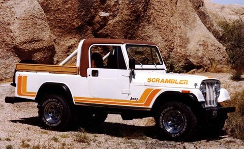 Jeep Wrangler Diesel Coming Pickup To Be Called Scrambler News