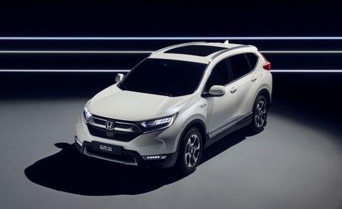 2018 Honda CR-V: News, Hybrid Version, Arrival >> Honda Cr V Hybrid Yes For Europe U S Not Yet Confirmed