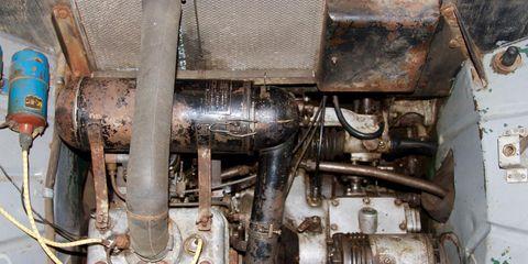 Auto part, Engine, Pipe, Automotive engine part, Vehicle, Machine, Metal, Fuel line,