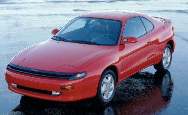 1990 celica production car