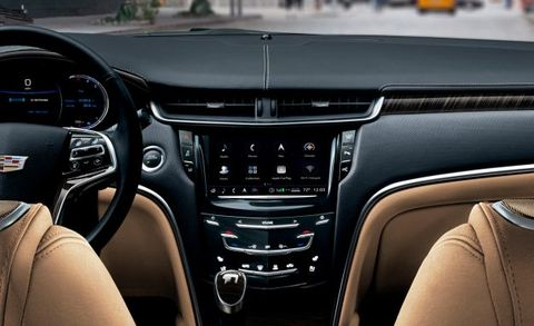 Exploring the new Cadillac User Experience | News | Car and