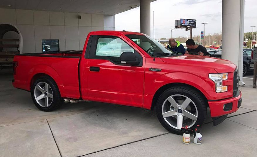 You Can A Brand New 2017 Ford F 150 Lightning News Car And Driver