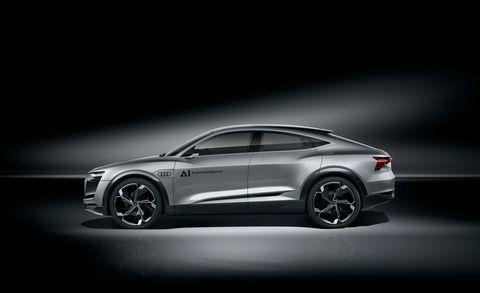 Land vehicle, Vehicle, Car, Automotive design, Mid-size car, Concept car, Personal luxury car, Luxury vehicle, Audi, Supercar,