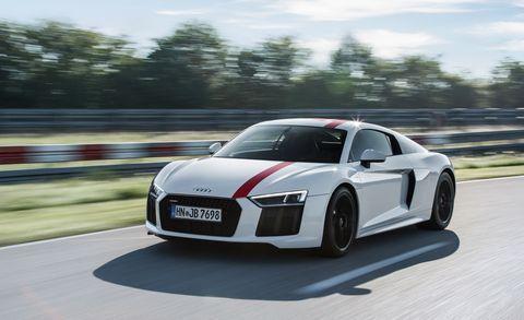 Land vehicle, Vehicle, Car, Sports car, Automotive design, Audi, Supercar, Coupé, Performance car, Audi r8,