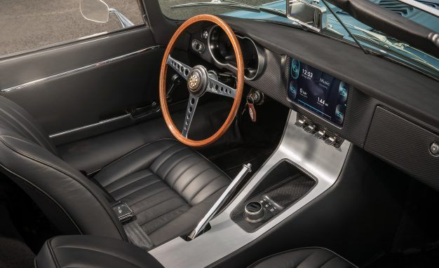 jaguar classic electrifies a 1968 e type roadster news cooling system hoses jaguar forums