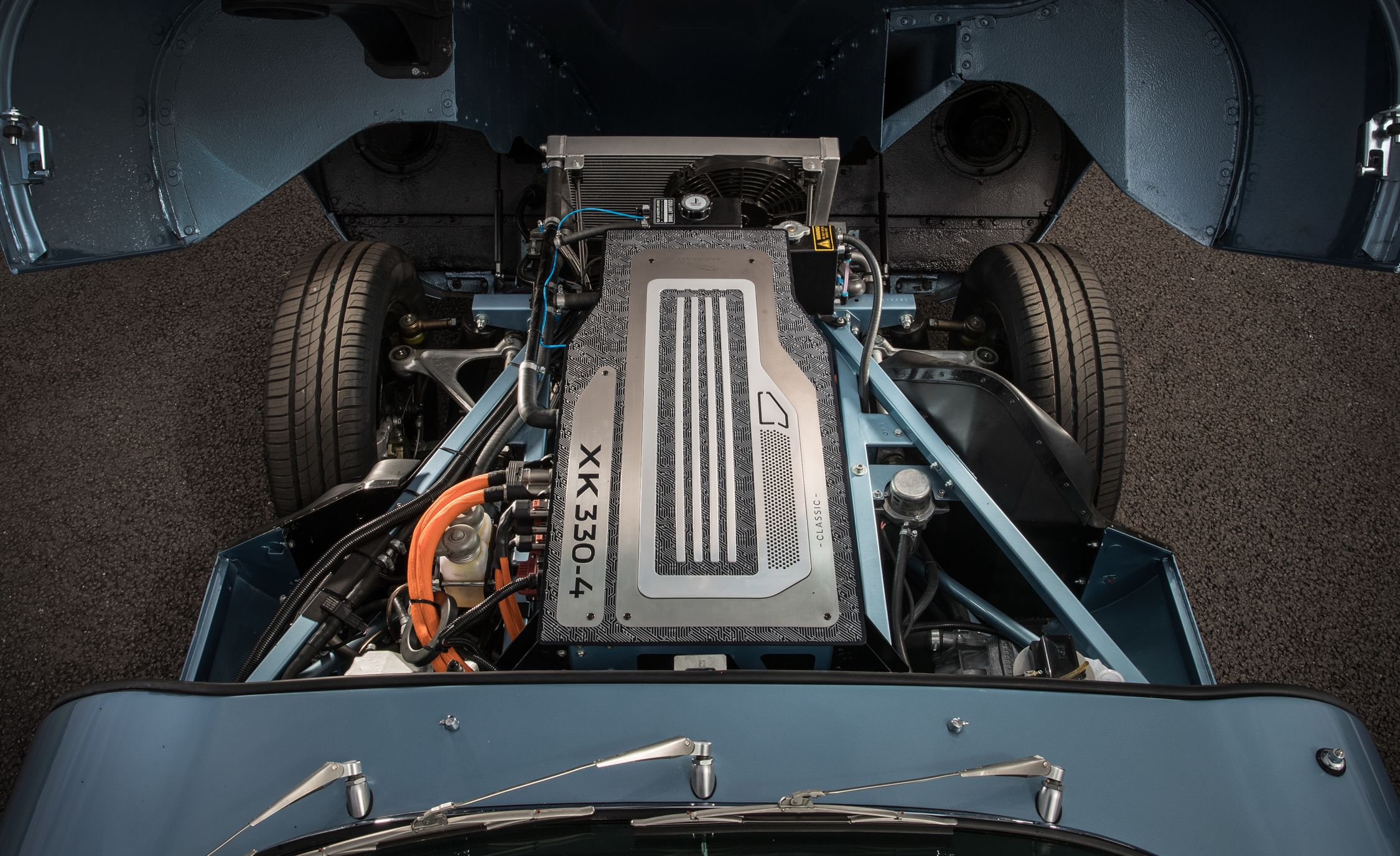 Electrical Wiring Schematic Ac Car Conversion Ev Electrical Wiring