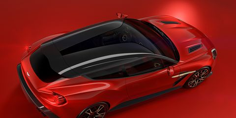 Zagato Builds An Aston Martin Vanquish Wagon News Car