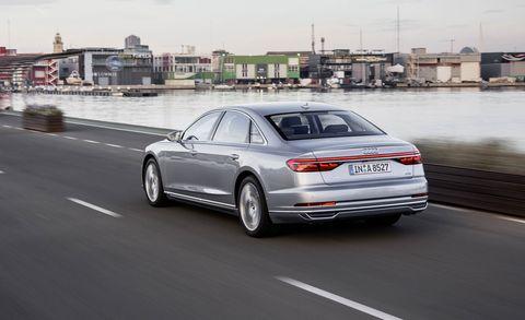 Land vehicle, Vehicle, Car, Luxury vehicle, Audi, Mid-size car, Motor vehicle, Automotive design, Full-size car, Family car,