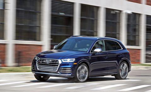 Land vehicle, Vehicle, Car, Audi, Automotive design, Sport utility vehicle, Executive car, Luxury vehicle, Family car, Mid-size car,