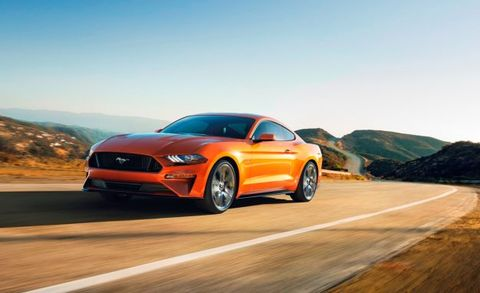 Ford Releases 2018 Mustang Fuel Economy Numbers News Car