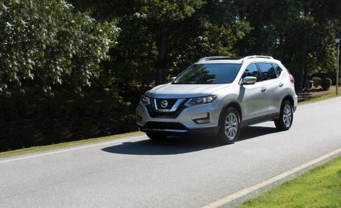 Nissan Rogue Gets New Tech Features For 2018 News Car And Driver