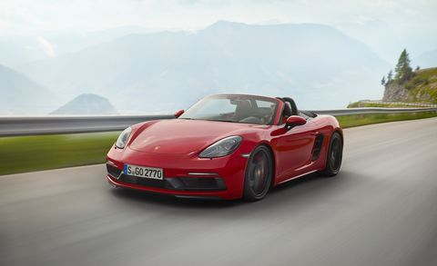Land vehicle, Vehicle, Car, Automotive design, Sports car, Luxury vehicle, Supercar, Porsche boxster, Performance car, Convertible,
