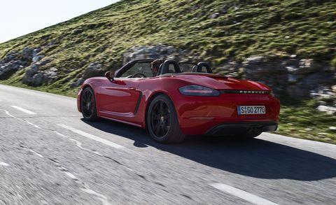 Land vehicle, Vehicle, Car, Convertible, Automotive design, Coupé, Performance car, Sports car, Porsche boxster, Supercar,