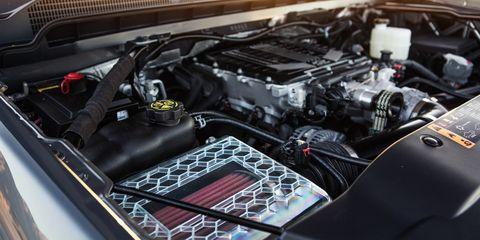 Vehicle, Engine, Car, Auto part, Hood, Automotive engine part,