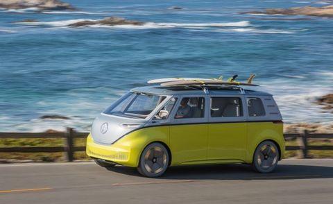 Return of the Thing? Volkswagen Considering a Kubelwagen EV
