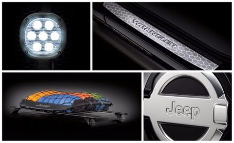 Jeep Shows Off Accessories for the New JL Wrangler   News   Car and