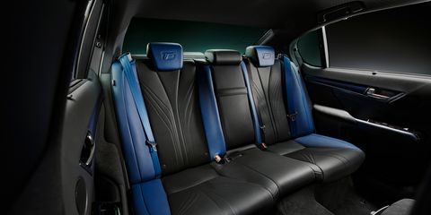 Land vehicle, Vehicle, Car, Automotive design, Vehicle door, Lexus, Car seat cover, Mid-size car, Full-size car, Sports sedan,