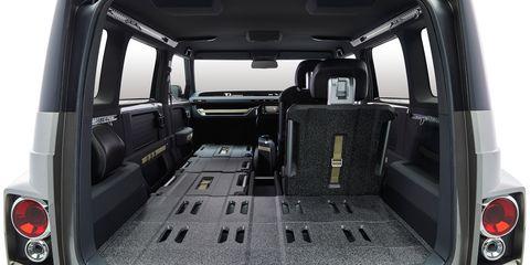Land vehicle, Vehicle, Car, Trunk, Luxury vehicle, Sport utility vehicle, Minivan, Van, Auto part, Rim,