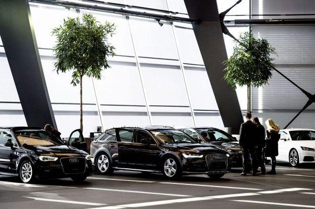 Volkswagen european delivery program