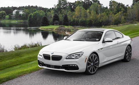 Land vehicle, Vehicle, Luxury vehicle, Car, Personal luxury car, Automotive design, Bmw, Performance car, Motor vehicle, Bmw 6 series,