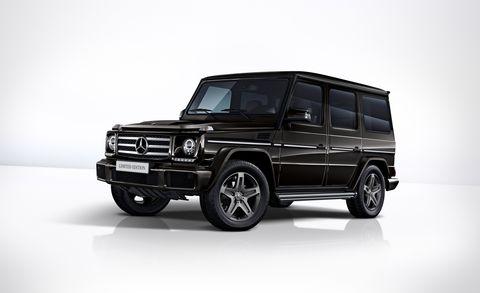 Land vehicle, Vehicle, Car, Mercedes-benz g-class, Automotive design, Automotive tire, Sport utility vehicle, Tire, Wheel, Automotive wheel system,