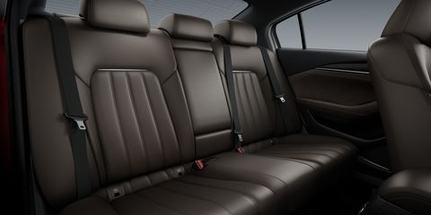 Land vehicle, Vehicle, Car, Car seat cover, Car seat, Luxury vehicle, Mid-size car, Mode of transport, Personal luxury car, Family car,
