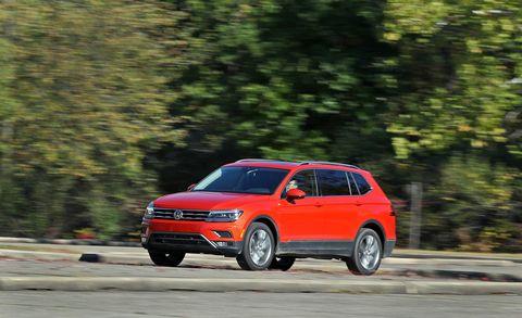 Land vehicle, Vehicle, Car, Regularity rally, Volkswagen, Sport utility vehicle, Compact sport utility vehicle, Automotive design, Crossover suv, Volkswagen tiguan,