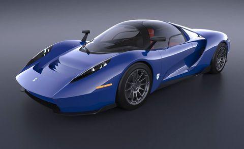 Land vehicle, Vehicle, Car, Supercar, Sports car, Automotive design, Performance car, Electric blue, Race car, Coupé,