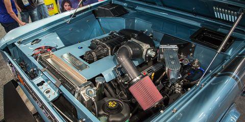 Motor vehicle, Engine, Auto part, Vehicle, Car, Automotive exterior, Automotive engine part, Custom car,