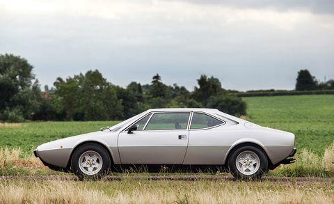 Land vehicle, Vehicle, Car, Coupé, Sports car, Classic car, Automotive design, Supercar, Sedan, Ferrari gt4,