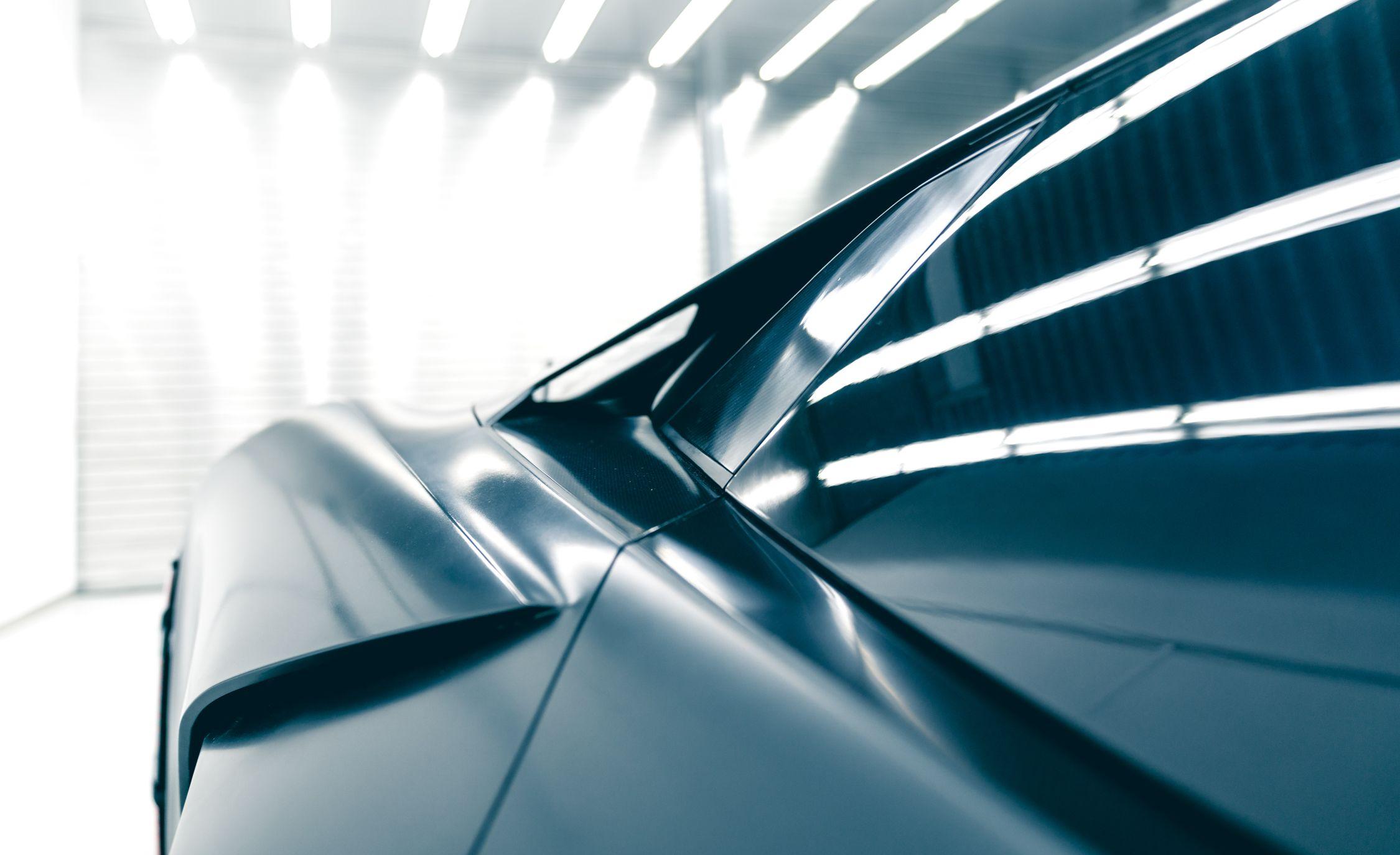 Lamborghini Terzo Millennio Ev Concept Uses Energy Storing Body