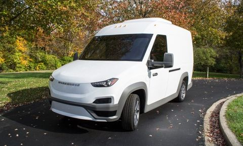 Workhorse Vies for USPS Deal, Betting on Electric Trucks and