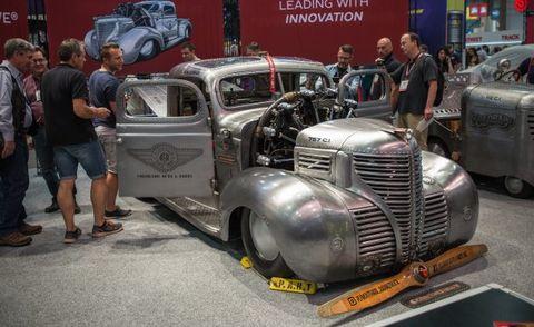 Plymouth Air Radial Truck: Aircraft Inspired, Aircraft