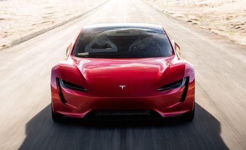 New Tesla Roadster 060 In 19 Sec 250 Mph Top Speed 620