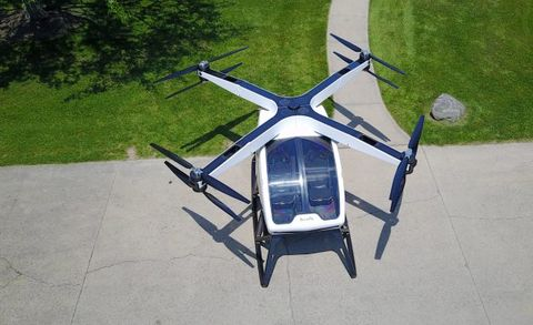 Workhorse Vies for USPS Deal, Betting on Electric Trucks and Drones