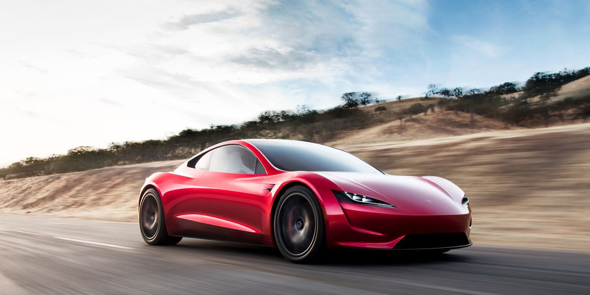 New Tesla Roadster 0 60 In 1 9 Sec 250 Mph Top Sd 620 Mile Range News Car And Driver